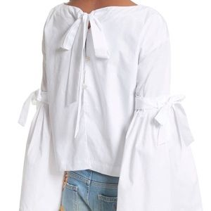 NWT Free People So Obviously Yours Blouse 0288